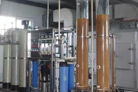 工业去离子水设备操作中常见问题及解决方案