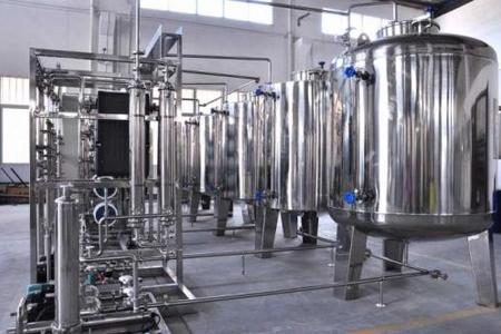 医药纯化水设备系统