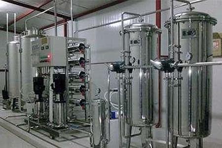 生物医药纯化水设备解决方案