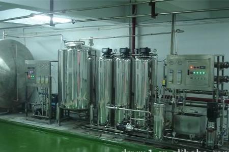 生物制药行业纯化水设备解决方案