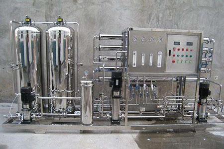 反渗透纯水机价格差别大的原因是什么?