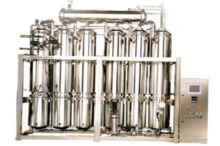 家用蒸馏水机器工作原理?