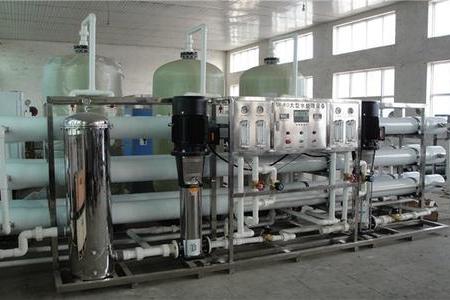 食品工业纯水设备解决方案
