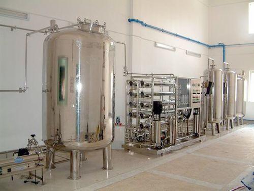纯化水设备概述