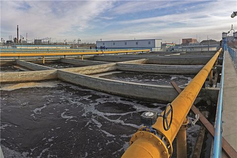 工业化工废水如何进行处理
