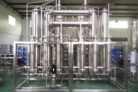 多效蒸馏水机在制水过程中常见的问题及解决方案