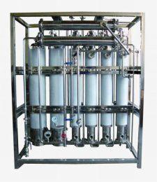DLD型电加热多效蒸馏水机