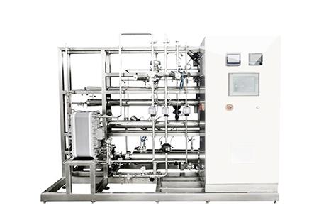 纯化水设备分配系统的设计标准是什么?