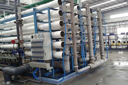 水处理超滤设备厂家哪家好?