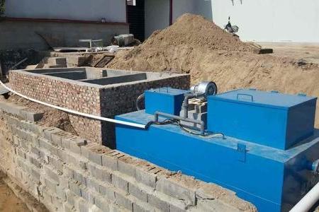 生活污水处理解决方案