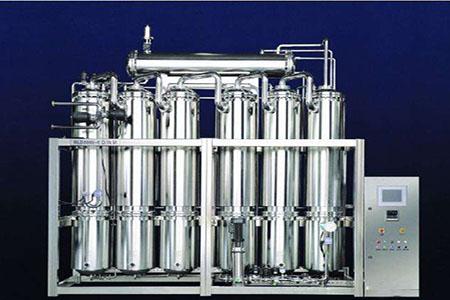 使用多效蒸馏水机的目的是什么