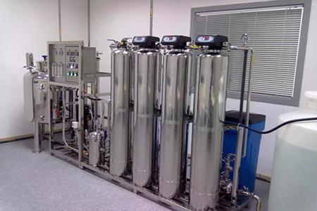 怎么解决实验室超纯水设备出水量变少?