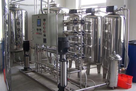 GMP认证纯化水设备