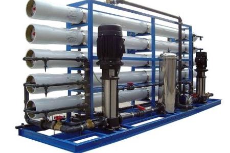 双级反渗透纯水设备解决方案