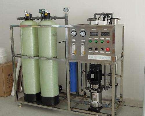 纯净水设备的进水压力会影响使用效果吗?