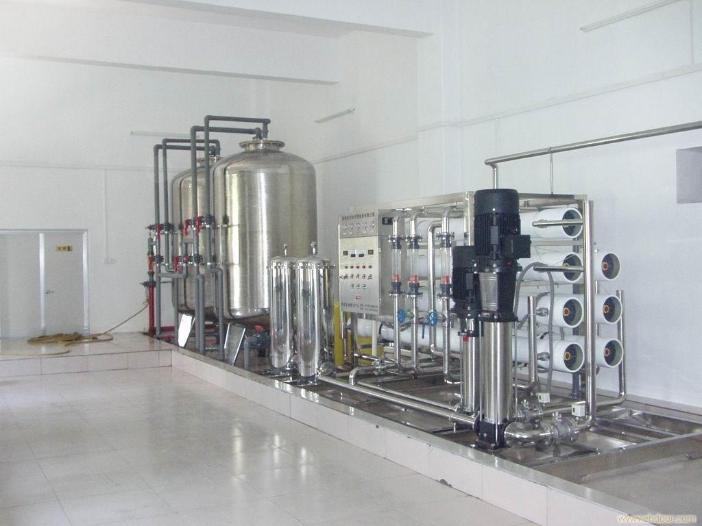 食品行业如何选择纯净水设备?