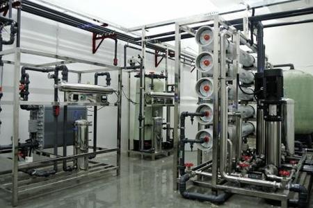 反渗透设备产水量下降解决方案
